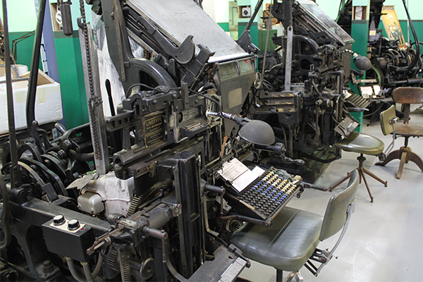 Discover the lost art of letterpress printing