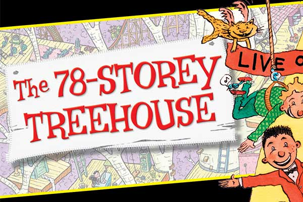 Cartoon of of 78 Storey Treehouse