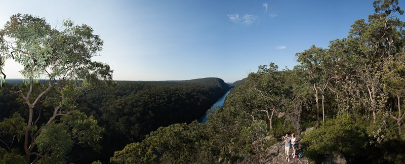 Nepean River Lookouts